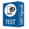 SMS Signale Test